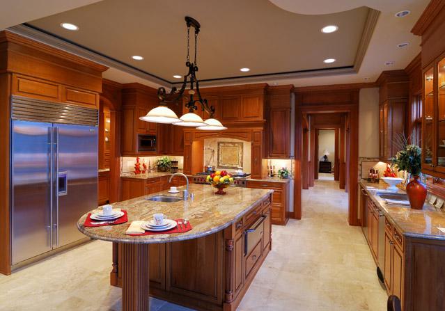 הכל על עיצוב כפרי במטבח